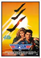 Top Gun - 27 x 40 Movie Poster - Style H