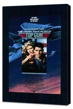 Top Gun - 11 x 17 Movie Poster - Style A - Museum Wrapped Canvas