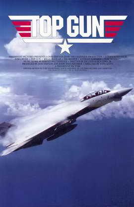 Top Gun - 11 x 17 Movie Poster - Style C