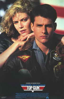 Top Gun - 11 x 17 Movie Poster - Style D