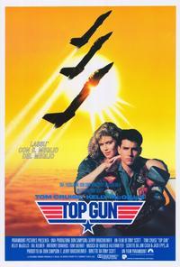 Top Gun - 27 x 40 Movie Poster - Italian Style A
