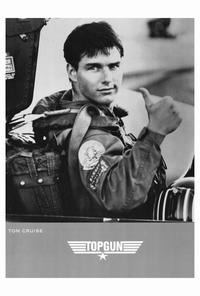 Top Gun - 27 x 40 Movie Poster - Style D