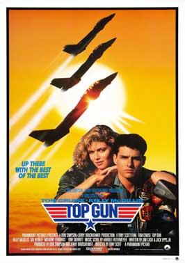 Top Gun - 11 x 17 Movie Poster - Style J
