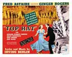 Top Hat - 22 x 28 Movie Poster - Half Sheet Style A