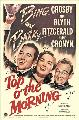 Top o' the Morning - 11 x 17 Movie Poster - Style A