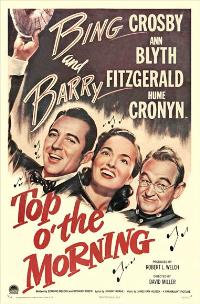 Top o' the Morning - 27 x 40 Movie Poster - Style A