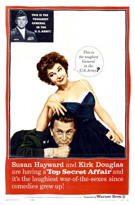 Top Secret Affair - 11 x 17 Movie Poster - Style A
