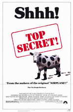 Top Secret! - 11 x 17 Movie Poster - Style A
