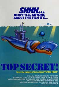 Top Secret! - 11 x 17 Movie Poster - Style C