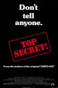 Top Secret! - 27 x 40 Movie Poster - Style B