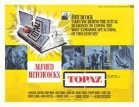 Topaz - 11 x 17 Movie Poster - Style B