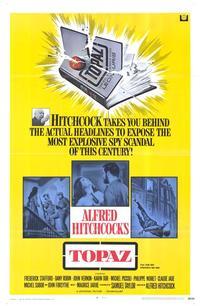Topaz - 27 x 40 Movie Poster - Style A