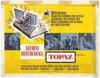 Topaz - 22 x 28 Movie Poster - Half Sheet Style A