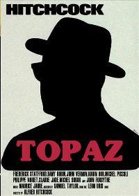 Topaz - 27 x 40 Movie Poster - Style B