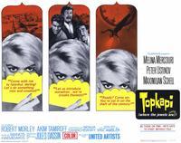 Topkapi - 11 x 14 Movie Poster - Style A