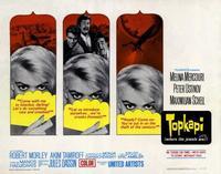 Topkapi - 22 x 28 Movie Poster - Half Sheet Style A