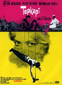 Topkapi - 11 x 17 Movie Poster - French Style A