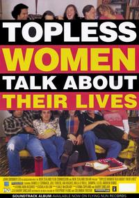 Topless Women Talk About Their Lives - 11 x 17 Movie Poster - Style A