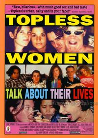 Topless Women Talk About Their Lives - 11 x 17 Movie Poster - Style B