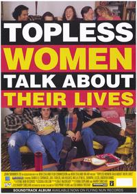 Topless Women Talk About Their Lives - 27 x 40 Movie Poster - Style A