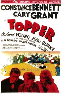 Topper - 43 x 62 Movie Poster - Bus Shelter Style A