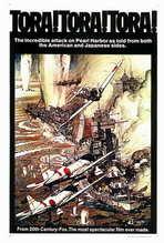 Tora! Tora! Tora! - 27 x 40 Movie Poster - Style A