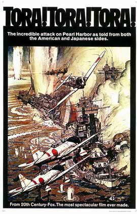Tora! Tora! Tora! - 11 x 17 Movie Poster - Style A