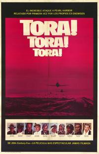 Tora! Tora! Tora! - 11 x 17 Movie Poster - Spanish Style A