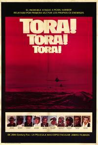 Tora! Tora! Tora! - 27 x 40 Movie Poster - Spanish Style A