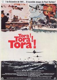 Tora! Tora! Tora! - 11 x 17 Movie Poster - Spanish Style B