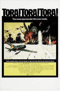 Tora! Tora! Tora! - 11 x 17 Movie Poster - Style B