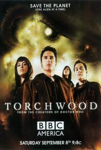 Torchwood - 27 x 40 TV Poster - Style A