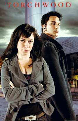 Torchwood - 11 x 17 TV Poster - Style C