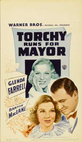 Torchy Runs for Mayor - 11 x 17 Movie Poster - Style A