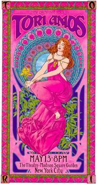 Tori Amos - 11 x 17 Music Poster - Style B
