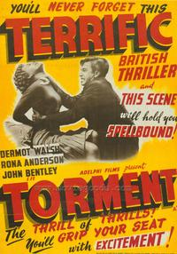 Torment - 27 x 40 Movie Poster - Style A