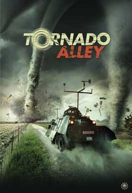 Tornado Alley - 11 x 17 Movie Poster - Style A
