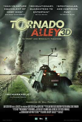 Tornado Alley - 43 x 62 Movie Poster - Bus Shelter Style B