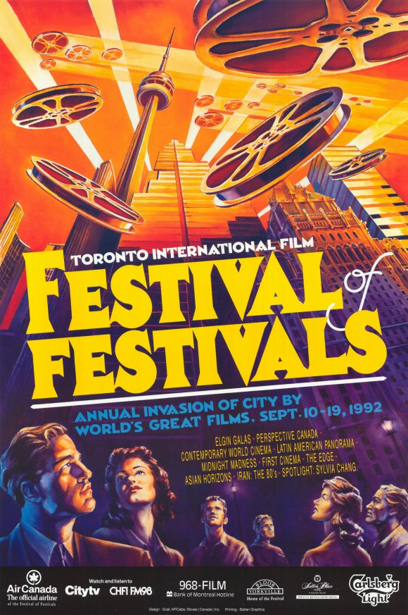 Toronto International Film Festival Movie Posters From ...