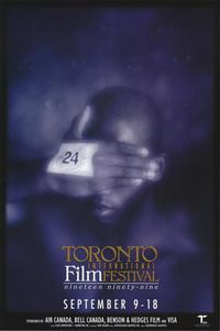 Toronto International Film Festival - 11 x 17 Movie Poster - Style A