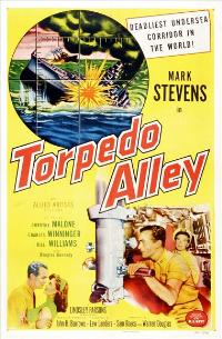 Torpedo Alley - 11 x 17 Movie Poster - Style A
