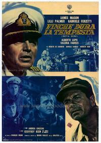 Torpedo Bay - 11 x 17 Movie Poster - Italian Style A