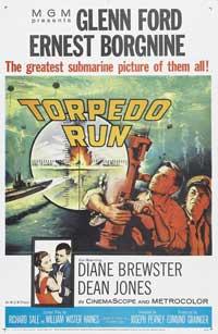 Torpedo Run - 11 x 17 Movie Poster - Style A