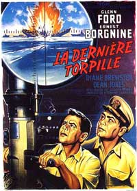 Torpedo Run - 11 x 17 Movie Poster - French Style A
