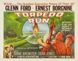 Torpedo Run - 27 x 40 Movie Poster - Style B