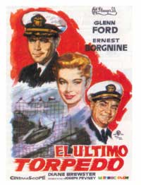 Torpedo Run - 11 x 17 Movie Poster - Spanish Style A