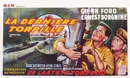 Torpedo Run - 27 x 40 Movie Poster - Belgian Style A