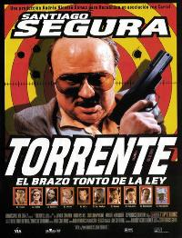 Torrente, the Stupid Arm of the Law - 27 x 40 Movie Poster - Spanish Style A