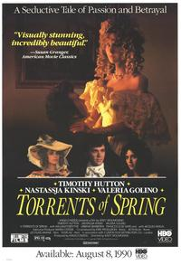 Torrents of Spring - 27 x 40 Movie Poster - Style A