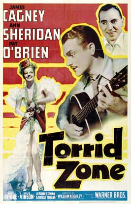 Torrid Zone - 27 x 40 Movie Poster - Style A